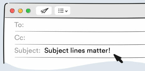 Subject Line Matters